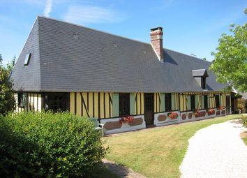 Thumbnail 5 bed detached house for sale in Sainte-Opportune-Du-Bosc, Haute-Normandie, 27110, France