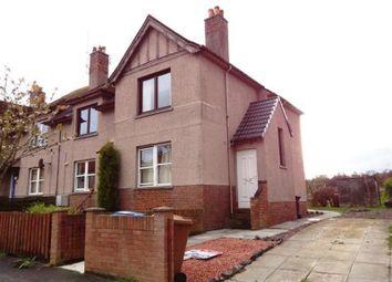 Thumbnail 3 bed flat to rent in Mcduff Street, East Wemyss, Fife