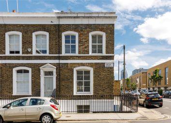 Thumbnail 1 bed flat to rent in Linton Street, Islington, London