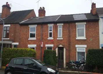 Thumbnail 3 bed terraced house to rent in Peel Terrace, Stafford