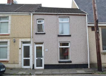 Thumbnail 2 bed terraced house for sale in Frederick Street, Brynhyfryd, Swansea