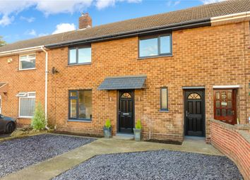 Thumbnail 3 bed terraced house for sale in Stafford Avenue, New Balderton, Newark