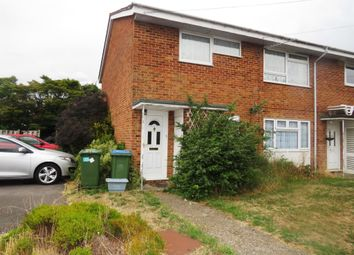 Thumbnail 2 bed flat for sale in Dymott Close, Southampton