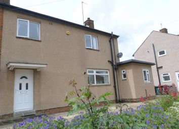 Thumbnail 3 bed semi-detached house for sale in Oak Bank, Bingley