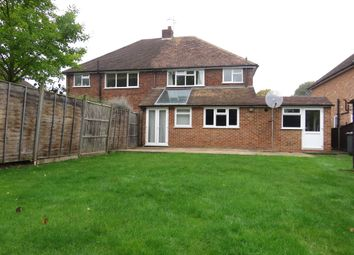 Thumbnail 3 bedroom semi-detached house for sale in Wavell Road, Maidenhead