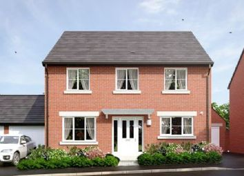Thumbnail 4 bedroom detached house for sale in Main Road, Kempsey, Worcestershire