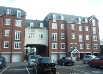 Thumbnail 2 bed flat to rent in Parkgate Court, Wilderspool Causeway, Warrington