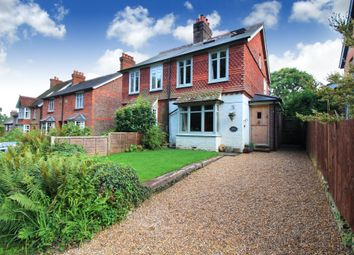 Thumbnail 3 bed semi-detached house for sale in Hermongers Lane, Rudgwick, Horsham, West Sussex