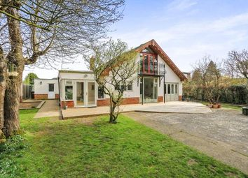 Thumbnail 5 bedroom bungalow for sale in Taverham, Norwich, Norfolk
