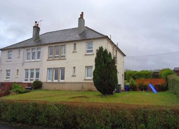 Thumbnail 2 bed cottage to rent in Beith Road, Howwood, Johnstone