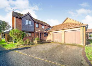 Sydenham Way, Dorchester DT1. 4 bed detached house for sale