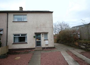 Thumbnail 2 bed terraced house for sale in Clyde Crescent, Lanark