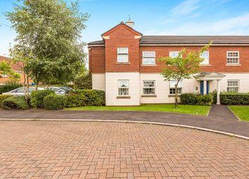 Thumbnail 2 bed flat for sale in Oxford Mews, Buckshaw Village, Chorley