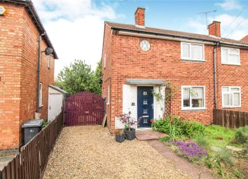 Thumbnail 2 bed semi-detached house for sale in Guthridge Crescent, Leicester