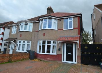 Thumbnail 4 bed semi-detached house to rent in The Drive, Isleworth