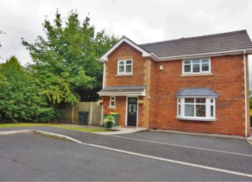 Thumbnail 4 bed detached house for sale in Church Walk Gardens, Preston