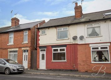 Thumbnail 2 bed terraced house for sale in Smith Street, Mansfield