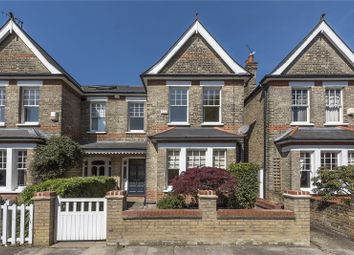 Thumbnail 4 bed semi-detached house for sale in Carlton Road, East Sheen