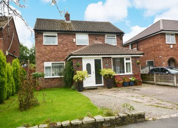 Thumbnail 3 bed detached house for sale in Queensway, Heald Green, Cheadle
