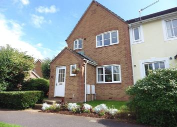 Thumbnail 3 bedroom end terrace house for sale in Bakers Ground, Stoke Gifford, Bristol
