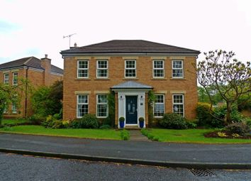 Thumbnail 4 bed detached house for sale in Denewood, Forest Hall, Newcastle Upon Tyne
