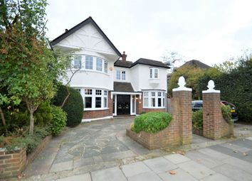 Thumbnail 5 bed semi-detached house for sale in Woodcroft Avenue, London