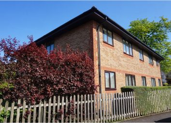 Thumbnail 1 bed flat for sale in Kern Close, Maybush, Southampton