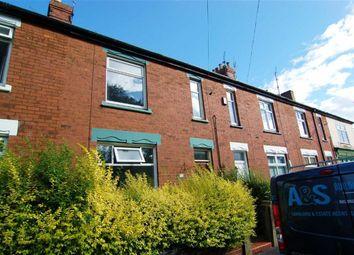 Thumbnail 2 bed terraced house for sale in Shepherd Street, Biddulph, Stoke-On-Trent