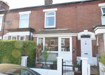 Thumbnail 3 bedroom terraced house for sale in Pelham Road, Norwich
