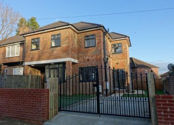 Thumbnail 3 bed semi-detached house to rent in Stuart Crescent, Reigate