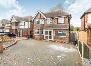 Thumbnail 4 bed detached house for sale in Gibson Road, Handsworth, West Midlands
