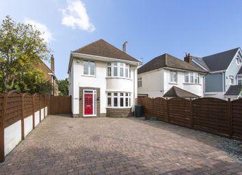 Sandbanks Road, Whitecliff, Poole, Dorset BH14. 3 bed detached house