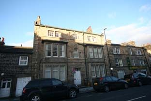 Thumbnail 2 bed flat to rent in Flat 4 Boroughgate, Otley