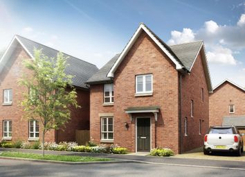 "Thumbnail 4 bed detached house for sale in ""Mey"" at Inverlair Avenue, Glasgow"