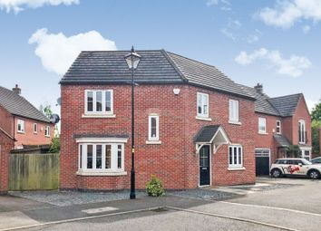 Thumbnail 3 bed detached house for sale in New Swan Close, Lincoln