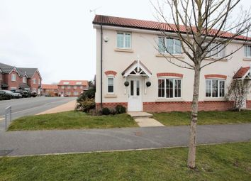 Thumbnail 3 bed semi-detached house to rent in Ffordd Aberkinsey, Rhyl