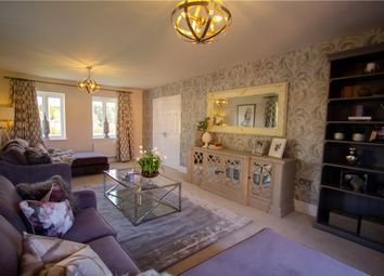 Thumbnail 5 bed detached house for sale in Ramsdell, Ashford Hill, Thatcham