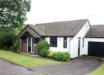 Thumbnail 2 bed detached bungalow for sale in Potters Close, West Hill, Ottery St. Mary