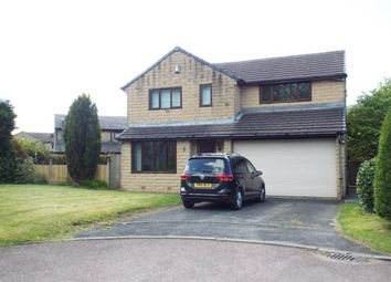 Thumbnail 4 bed detached house for sale in Rushbed Drive, Rossendale, Lancashire