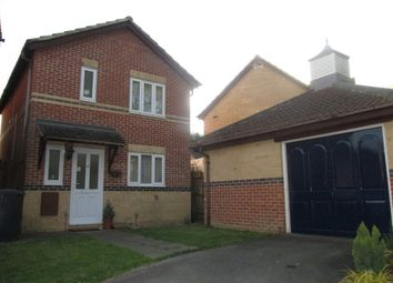Thumbnail 3 bed detached house for sale in Ascot Road, Horton Heath, Eastleigh