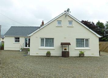 Thumbnail 4 bed detached bungalow for sale in Saron, Saron, Llandysul, Carmarthenshire
