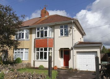 Thumbnail 3 bed semi-detached house for sale in Bishops Road, Cleeve, Bristol