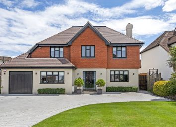 Thumbnail 5 bed detached house for sale in The Dale, Keston