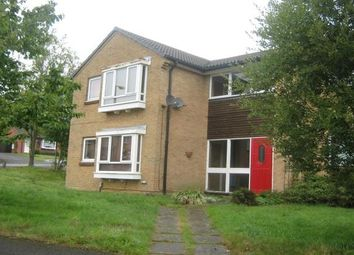 Thumbnail 1 bed flat to rent in Gerard Walk, Grange Park, Swindon