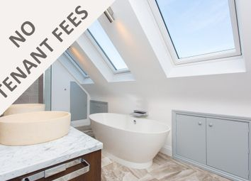Thumbnail 4 bed flat to rent in Hayes Grove, London