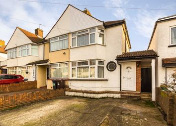 Thumbnail 3 bed semi-detached house for sale in Fernside Avenue, Feltham