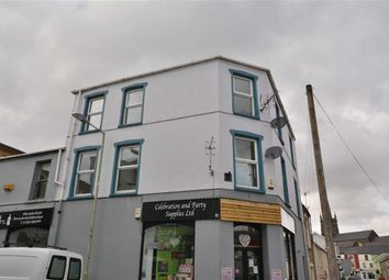 Thumbnail 1 bed flat to rent in Bute Street, Aberdare, Rhondda Cynon Taf