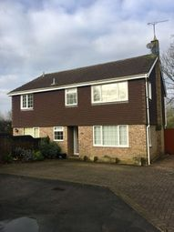 Thumbnail 4 bed detached house to rent in Sedgebrook, Liden, Swindon