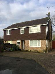 Thumbnail 4 bedroom detached house to rent in Sedgebrook, Liden, Swindon