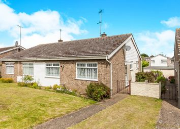 Thumbnail 2 bed semi-detached bungalow for sale in Goodlake Close, Dovercourt, Harwich